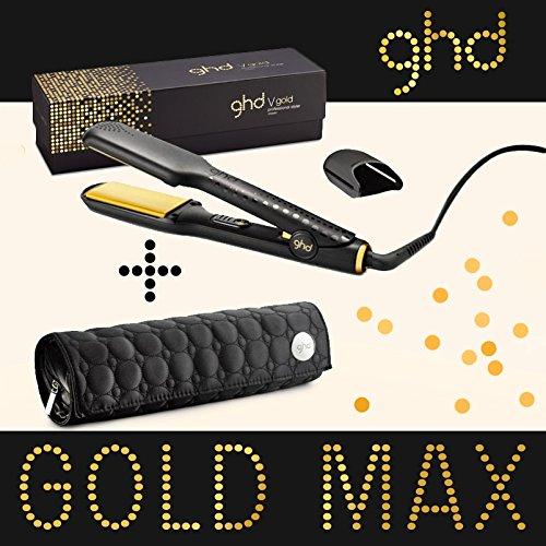GHD - Max Gold + Pochette GHD : hairprice.fr : Les marques