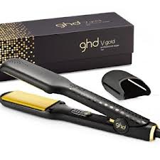 ghd fer a lisser styler max gold modele 5 plaque large ghd. Black Bedroom Furniture Sets. Home Design Ideas